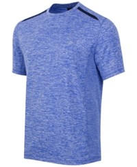 Greg Norman For Tasso Elba Men's Performance T Shirt Cobalt Glaze