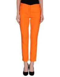 A'biddikkia Casual Pants Orange