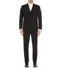 Kilgour Regular Fit Wool Suit Black