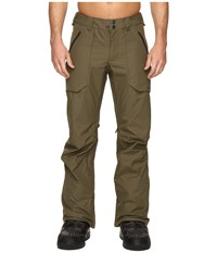 Burton Tactic Pants Keef Men's Casual Pants Olive