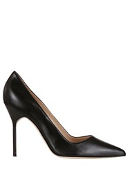 Manolo Blahnik 105Mm Bb Calfskin Pumps