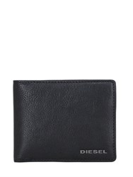 Diesel Grained Leather Coin Pocket Wallet