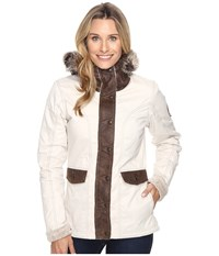 Kuhl Arktik Jacket Natural Women's Coat Beige