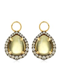Annoushka Olive Quartz Earring Drops Female