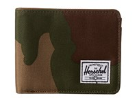 Herschel Hank Woodland Camo Wallet Handbags Multi