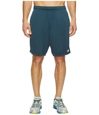 New Balance Versa Shorts Supercell Men's Shorts Blue