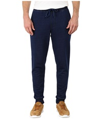 Original Penguin Global Look Indigo Sweatpants Dark Denim Men's Casual Pants Navy