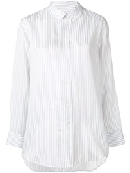 Paul Smith Ps Striped Shirt White