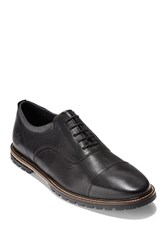 Cole Haan Richardson Grand Cap Toe Derby Black