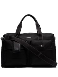 Hugo Boss Black Meridian Utility Pocket Holdall 60
