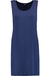 Cosabella Stretch Jersey Chemise Navy