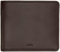 A.P.C. Brown Aly Wallet