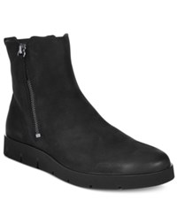 Ecco Women's Bella Zipper Booties Women's Shoes Black
