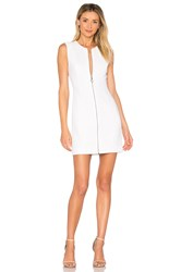 Elizabeth And James Susannah Bodycon Mini Dress White