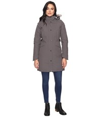 The North Face Tremaya Parka Graphite Grey Women's Coat Gray