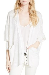 Free People Women's Days Like This Cardigan White