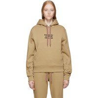 Burberry Beige Poulter Hoodie