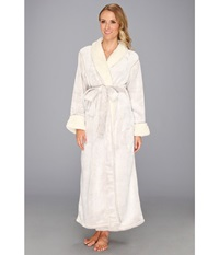 Natori Sherpa Micro Velour Robe Cashmere Women's Robe Brown