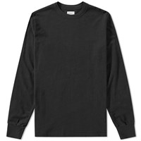 Les Basics Le Long Sleeve Tee Black