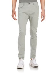 Calvin Klein Jeans Tapered Chino Pants Grey