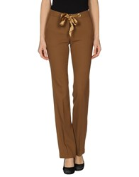 Coast Weber And Ahaus Trousers Casual Trousers Women Khaki