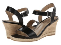 Lifestride Reagan Black Women's Wedge Shoes