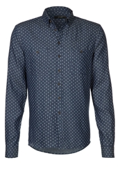 Villain Igor Shirt Dots Blue