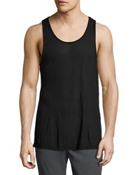Atm Anthony Thomas Melillo Modal Jersey Tank Black