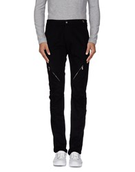 Galliano Trousers Casual Trousers Men Black