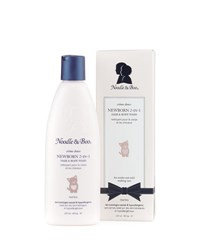 Noodle And Boo Newborn 2 In 1 Hair Body Wash 8 Oz.