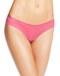 Ongossamer Low Rise Thong G2052 Berry Heather