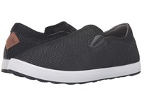 Freewaters Sky Slip On Knit Black Men's Shoes