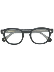 Moscot 'Lemtosh' Glasses Black
