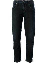 Citizens Of Humanity Stonewashed Classic Jeans Black