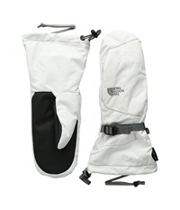 The North Face Revelstoke Mitt Tnf White Extreme Cold Weather Gloves Multi