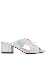 Coliac Glitter Design Pumps 60