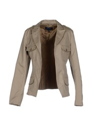 Escada Sport Suits And Jackets Blazers Women Khaki