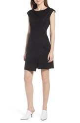 Halogen Pocket Dress Black