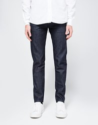 Naked And Famous Super Skinny Guy Indigo Selvedge
