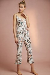 Lacausa Dusk Floral Sleep Pants Neutral Motif