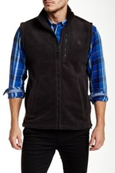 Timberland Bellamy Fleece Vest Black