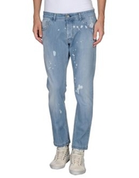 Entre Amis Denim Pants Blue