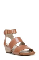 Naturalizer Women's Gracelyn Sandal Saddle Leather