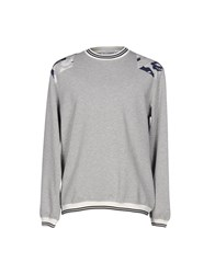 Lo Not Equal Sweatshirts Grey