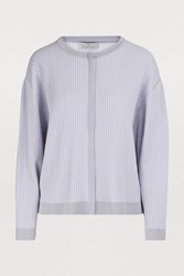 Maison Ullens Summer Travel Jacket 815 Mist 001 White