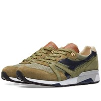 Diadora N9000 H Made In Italy Green