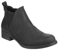 Rocket Dog Castelo Gusset Ankle Boots Black