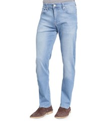 Heritage Courage Mid Rise Jeans Light Blue