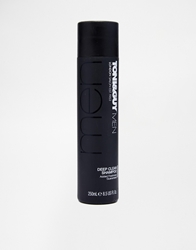 Toni And Guy Men Deep Clean Shampoo 250Ml Black