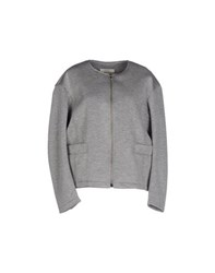 Sessun Coats And Jackets Jackets Women Grey